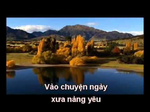 Karaoke nhạc sống: Liên khúc những đồi hoa sim