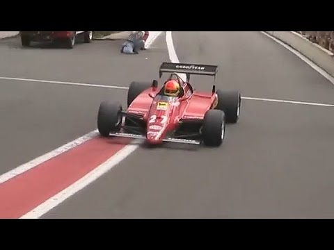 Ferrari F1 V6 turbo sound!!!