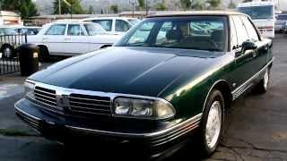 1 owner 1995 Oldsmobile NINETY EIGHT 98 LSS Regency Elite Supercharged Sleeper