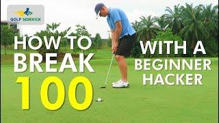 How to Break 100 featuring a Proper Hacker Beginner