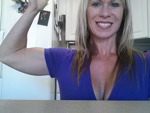 Clifta's Daily Fitness Update- CWOD #3- QUICK Shoulder Workout