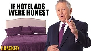 If Hotel Ads Were Honest