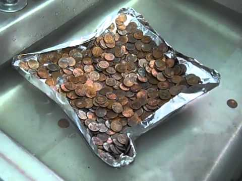 Best Tin Foil Boat Design To Hold Pennies