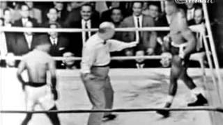 Sonny Liston Vs Bert Whitehurst (October 24, 1958)XIII