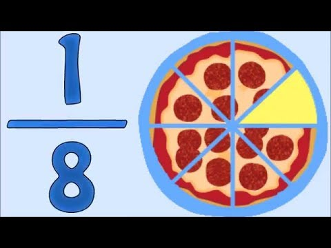 Let's Learn Fractions - Understanding Math for Kids