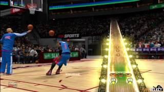 NBA 2k 13 My Player Dunk Contest