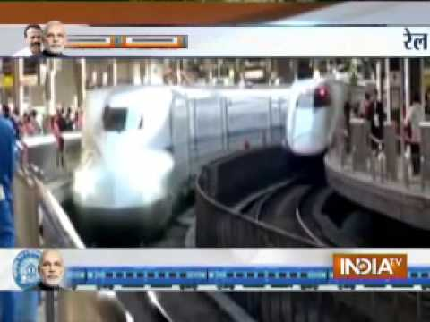 India TV evaluates the effect by Rail Budget on cities