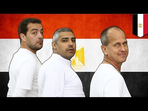Egypt sentences Al Jazeera journalists for doing their job...#freeAJstaff