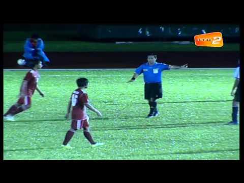 HBT 2012 - Myanmar Vs Singapore