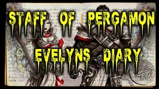 [Divinity Original Sin - Staff of Pergamon - Evelyn's Diary ...] Video