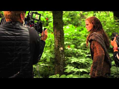 Noah: Behind the Scenes (Broll) Part 2 of 2 - Russell Crowe, Emma Watson