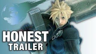 FINAL FANTASY VII (Honest Game Trailers)