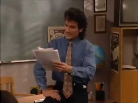 Welfare - A poem by Shawn, Boy Meets World - Season 2, Episode 15 - Breaking up is Really, Really Hard to Do