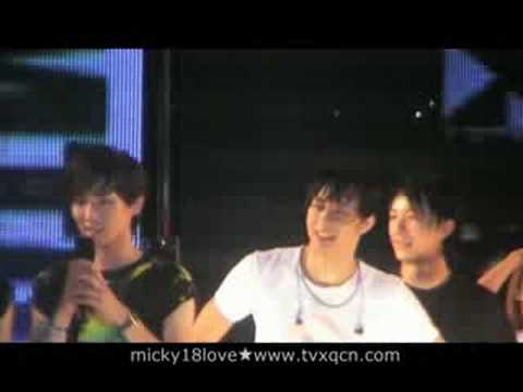 [Fancam] Yoochun - 080815 SMTOWN LIVE08 - 02