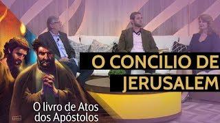 25/08/18 - Lição 08 - O Concílio de Jerusalém