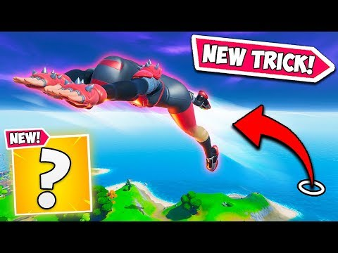 *NEW* SUPER JUMP OUT OF WATER!! - Fortnite Funny Fails and WTF Moments! #799