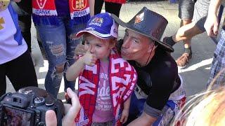 Выбжеже Гданьск - Локомотив Даугавпилс 11.09.2016 (видео)