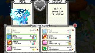 How To Breed CRYSTAL DRAGON Easy In Dragon City On