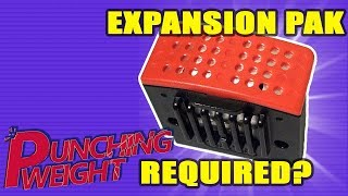 Secrets of the N64 Expansion Pak (Ft. Matt McMuscles)   Punching Weight [SSFF]