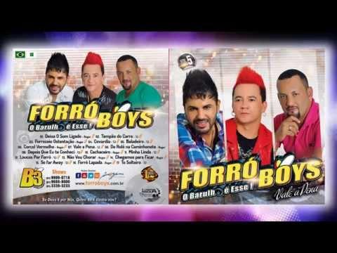 Forró Boys Vol. 5 - 04 Covardia 2015