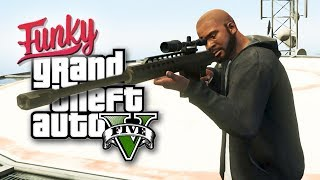 GTA V #14: SNIPER BRANKLIN