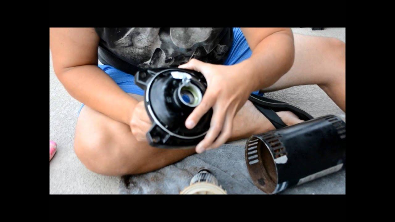 Pool Pump Repair Part 3 Of 3 Youtube