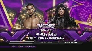 """WWE 2K14 Defeat The Streak """"Randy Orton"""" [3 RKO's Is"""