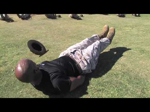 US Military Marine Training Boot Camp Drill Instructors