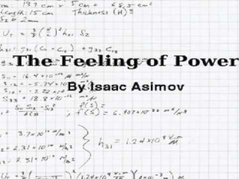 The Feeling of Power