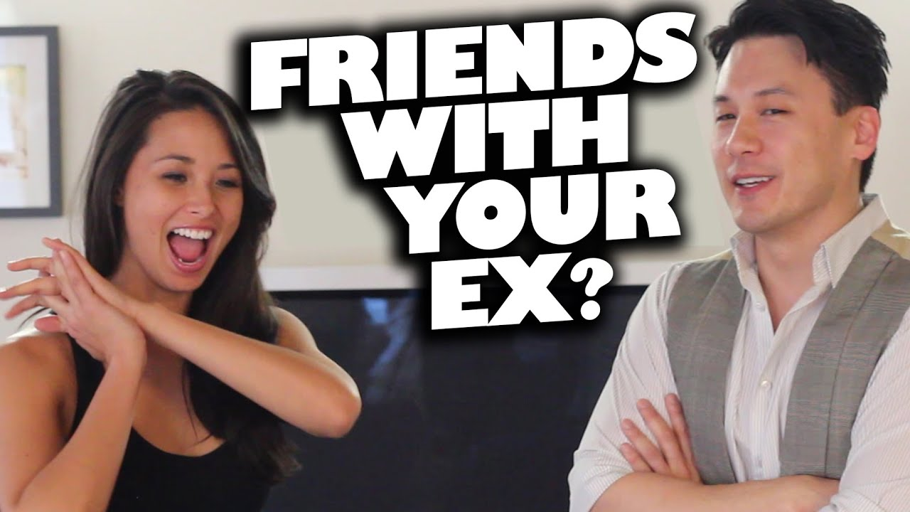 Comedian vs. Hottie | Friends With An Ex? - YouTube