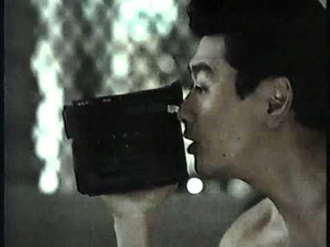 【なつかCM】キャノンビデオ8ミリカメラ 桑田佳祐?