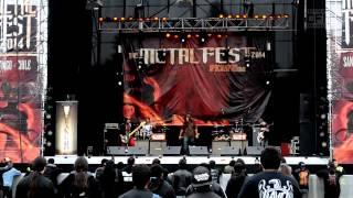 RANCHO - THE METAL FEST 2014 (  MOVISTAR ARENA )