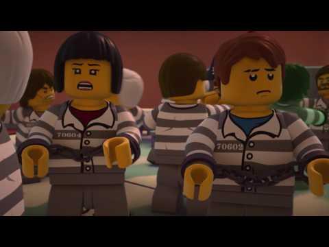 Lego NinjaGo - 57 - Vo väzení