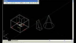 AutoCAD Comandos 3D- Aula 1