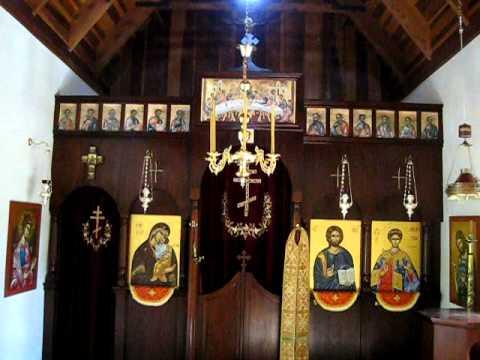 Ιερά Μονή Αγίου Αντωνίου - Αριζόνα - St Anthony Monastery MVI 1121