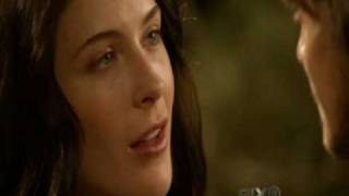 Richard And Kahlan Kiss Love Scene From Legend Of The
