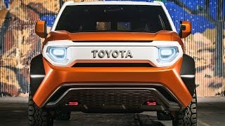 Toyota FT-4X Concept (2017) Future Toyota SUV [YOUCAR]. YouCar Car Reviews.