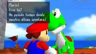 Super Mario 64 Secreto 120 Estrellas