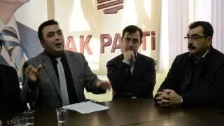 Hüseyin Azman AK Parti'den İstifa Etti