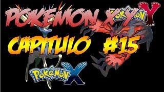 Pokemon X Y Capitulo #15 Sub Español