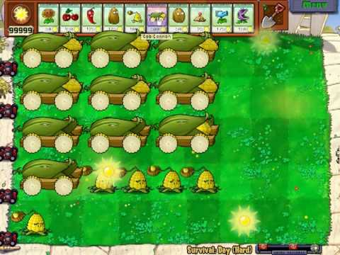 Plants vs. Zombies - Cheat Party