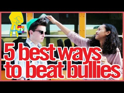 5 Best Ways to Defeat Bullies