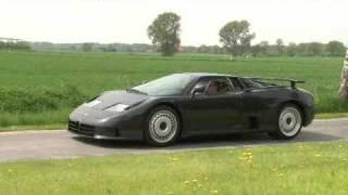 autodromo.tv - Bugatti EB 110 GT