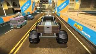 Downtown Drift - 3D Racing on A10.com!