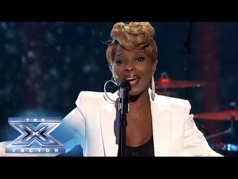 Finale: Mary J. Blige Performs
