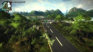 Just Cause 2 - Officer Speirs - Hijacking Failure