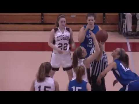 NCCS - Hoosick Valley Girls B Regional 3-12-11