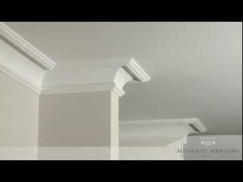 Authentic Additions - Cornice Installations