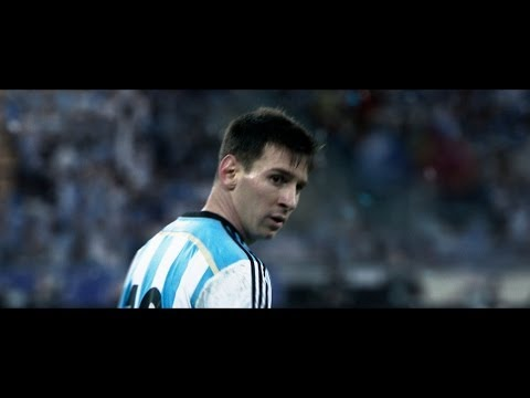 2014 FIFA World Cup Brazil - Messi Xavi Özil : Adidas Spot Video (Edited)