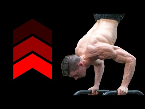 The Ultimate Handstand Push-Up Tutorial (INCREASE REPS)